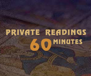 Private Reading 60min