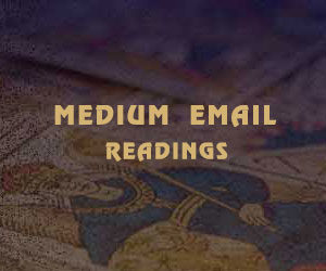 Email Psychic Reading medium